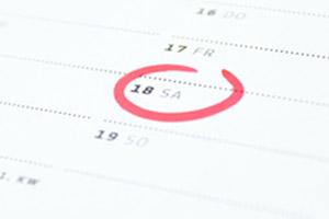 Kalender von Schneckerl's Hühnergrill
